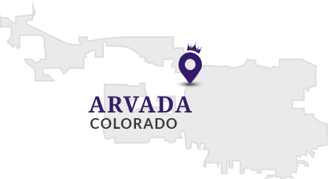 Arvada Colorado Map