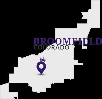 Broomfield Map Location